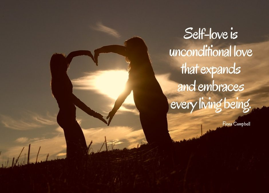 Loving yourself is the greatest gift of all