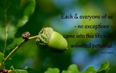 What seeds of unlimited potential are inside of you just waiting patiently to be discovered?