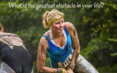 The greatest obstacle in our lives