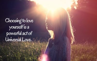 Love yourself just as you are